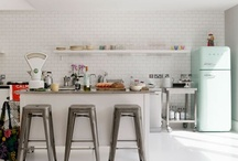 Home // Kitchen / On the hunt for a non-traditional kitchen design / by Kaci Ferguson