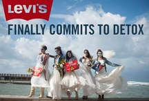 Levi's Goes Forth to #Detox! / We are asking Levi's to create fashion without pollution - because what we wear doesn't have to cost the earth! www.greenpeace.org/levis / by Greenpeace
