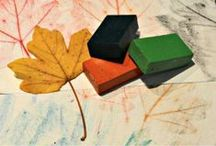 Montessori Art / by Marnie of Carrots Are Orange - Montessori Living and Learning