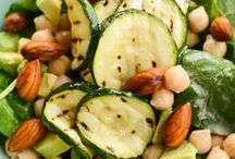 The Ultimate Zucchini Recipe List / Whenever somebody asks if you like zucchini, you're probably about to receive a crate full of it.  Use it up with these recipes, both sweet and savory! / by Mrs. Greene