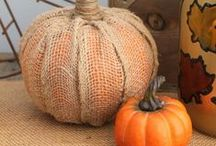 Pumpkin Crafts Galore / Every pumpkin craft you could wish for, and more! / by Mrs. Greene