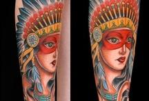 Tattoo / by Jordan Starcher