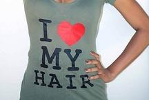 My Natural Hair / by Jerrina Williams-Matthews
