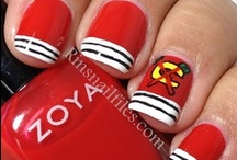 Nails / by Crosby Bromley
