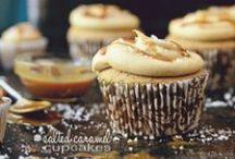 Cake + Cupcakes / by Megan Gundy / What Megan's Making