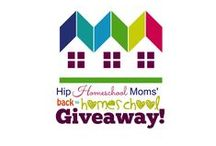 Back to Homeschool Giveaway / Giveaway!  / by Hip Homeschool Moms