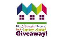 Back to Homeschool Giveaway / Giveaway!  / by Hip Homeschool Moms