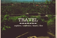 To Travel ✈️ / Places I will visit someday. / by Myliea