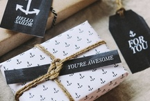 {glorious gifting} / things for others. / by Brittany Kirsten