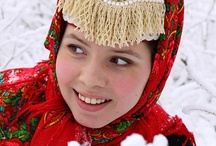 Russia  / I have yet to see the beauty of Russia, someday. / by Countess Sykora
