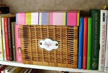 DIY Organization / by Megan {Our Pinteresting Family}