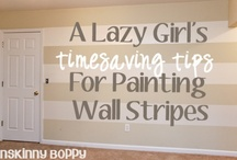 DIY Painting Ideas, Projects and Tips / by Megan {Our Pinteresting Family}