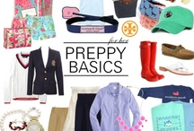 All Things Preppy  / by Abby McAleer
