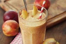 Smoothies & Juices / Drink to your health! / by SHAPE magazine