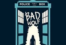 Bad Wolf / Doctor Who 9 and 10 / by Kailey Bradley
