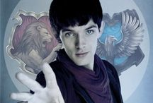 PotterMerlinWhoLock / Harry Potter, Doctor Who, Merlin, and Sherlock crossovers / by Kailey Bradley