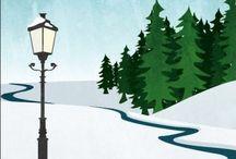 Narnia  / Narnia / by Kailey Bradley