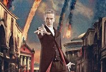 Clock Strikes Twelve / Doctor who  / by Kailey Bradley