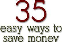 Money Saving / by Leia Saunders