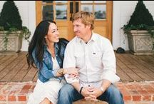 "Home - ""Fixer Upper"" on HGTV, Chip & Joanna Gaines / Chip & Joanna Gaines are the best!  Adore this show & their sweet family. Both are so incredibly talented & have such a gift.    #Magnoliamom #MagnoliaHomes #loveHGTV #fixerupper / by Sherry S."