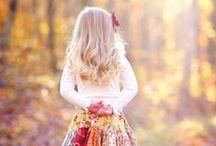 (Kids) Autumn Shoot Inspiration / by Deena Roth