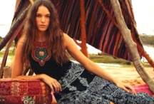 Bohemian Beach Style / by Henna Lounge