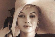Marilyn Monroe / by Angie Hibbs