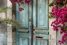 Doorways & windows... / For the soul... / by Jana Anderson Witt