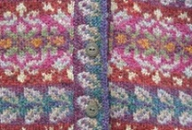 Knits: colorwork / by Lily Kao