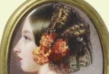 Victorian headdress / by Lily Kao