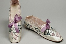 Victorian shoes / by Lily Kao