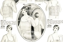 1920s undergarments / by Lily Kao