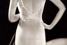 1930s undergarments / by Lily Kao