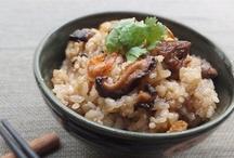 Food: Taiwanese: Rice / by Lily Kao