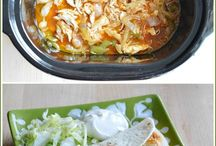Crock Pot Cooking / by Courtney Elizabeth