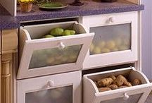 Organization and Storage / by Abt Electronics & Appliances