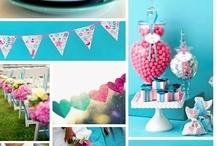 Party planing Ideas / by Heidi Baldini