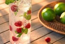 drinks / by Charlie Siekierzynski