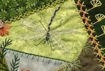 Embroidery / by Donna Rogers Stanchfield