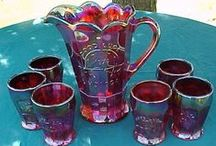 Depression Glass & Collectibles / by Belliacres Homestead