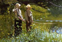 Great Watercolors / by Steven Seidman