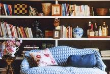 Bookshelves / by Kasey Todd