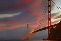 Golden Gate Bridge and San Francisco / by Patty Nyquist
