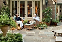 backyard remodel / by Kasey Todd