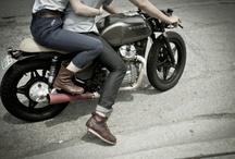 Motor Bikes / by Matthew Herald