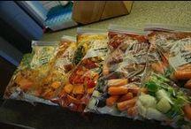 Freezer Meal Ideas / by Elissa Eblin