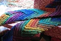 crochet / by Sandra Demski-Cazel