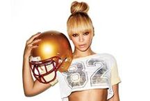 Football And Fashion / by Tamara A. Marbury