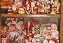 Christmas - Xmas / This board is full of gorgeous, retro, vintage, mid-century modern, and new/shabby chic Christmas trees, decorating, figurines, and more! I adore vintage Christmas!! / by Yaz Crazy4Me