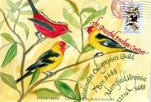 Mail Art / by Carmen .